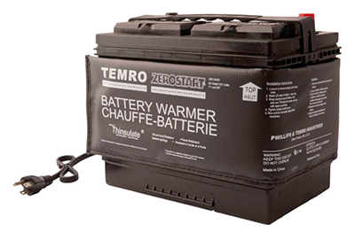 Phillips & Termo Battery Heater