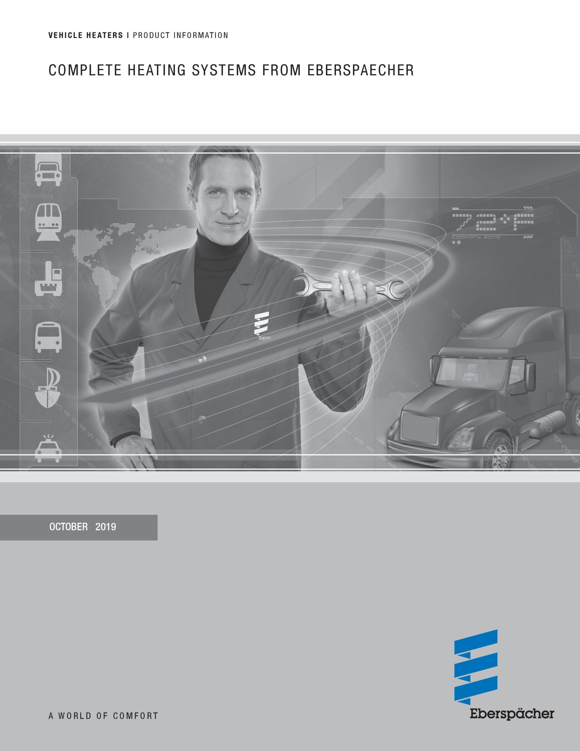2019 Espar Parts Catalog